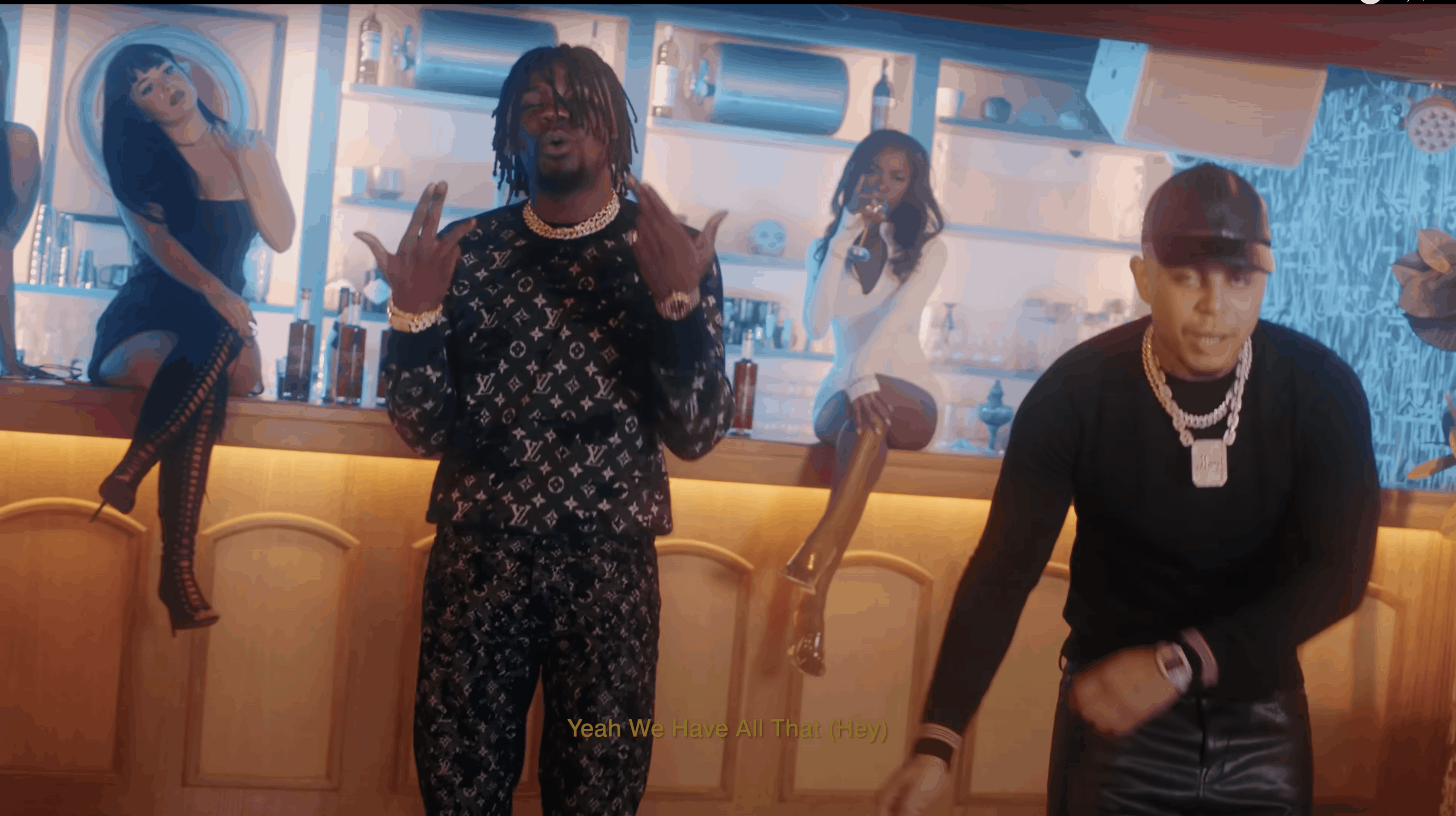 GAZO x LUCIANO OUTFIT – ON A